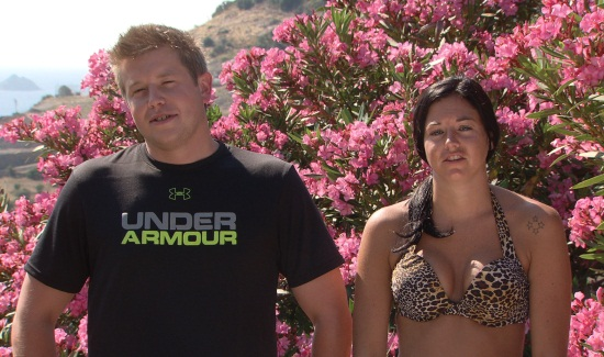 The Challenge Battle of The Exes 2- Ryan Knight and Jemmye Carroll