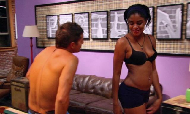 Necessary Paula meronek bikini sorry, that