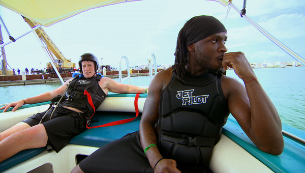Who Is Ct From The Challenge Hookup Tayo