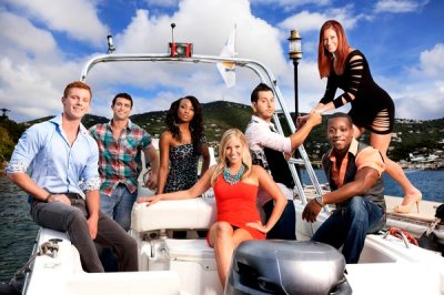 The Real World: St Thomas cast members.