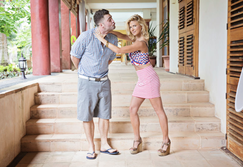 When did ct and diem start dating
