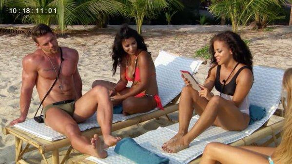 Joss Kayleigh ex on the beach