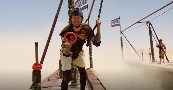 Kyle Christie MTV Challenge