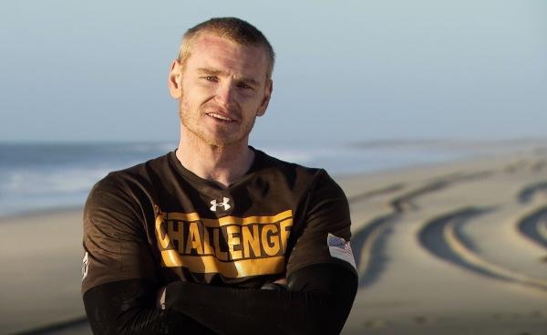 Wes Bergmann MTV Challenge