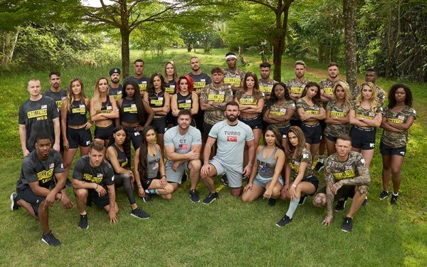 The Challenge War of the World 2 cast