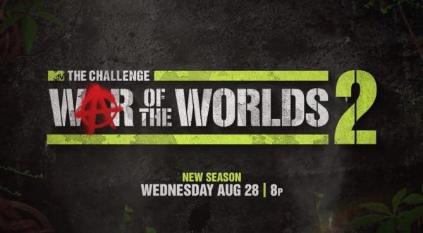 War of the Worlds 2 logo
