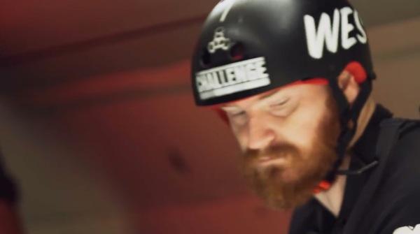 Wes Bergmann beard