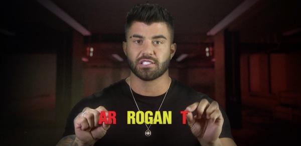Arrogant Rogan