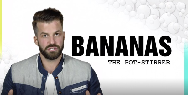 Johnny Bananas MTV