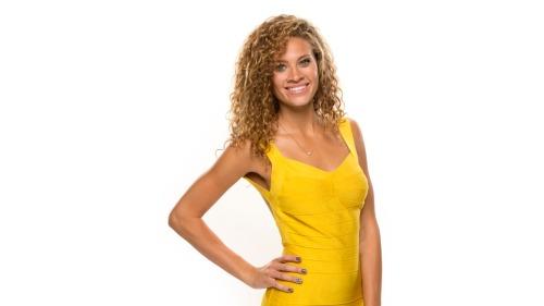 Amber Borzotra MTV Challenge