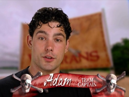 Adam Larson MTV Gauntlet