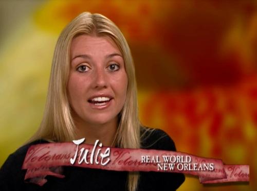 Julie Stoffer MTV