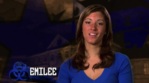 Emilee Fitzpatrick The Challenge