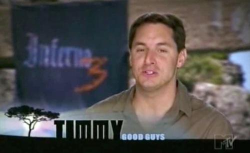 Timmy Beggy Inferno 3