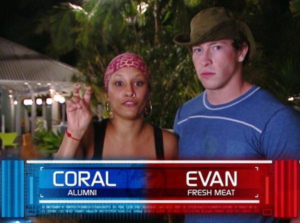 Coral Evan Fresh Meat