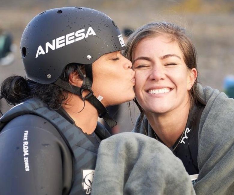 Aneesa and Tori MTV