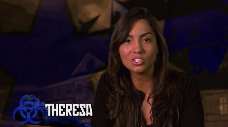 Cutthroat Theresa