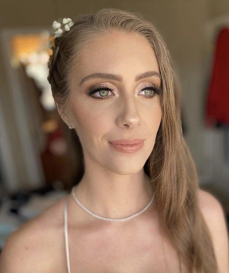 Jenna the bride