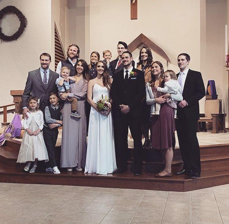 Zach Jenna Wedding