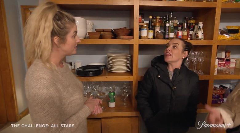 Katie vs Trishelle